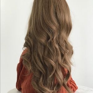 NWT Clip In Remy Human Hair Extensions